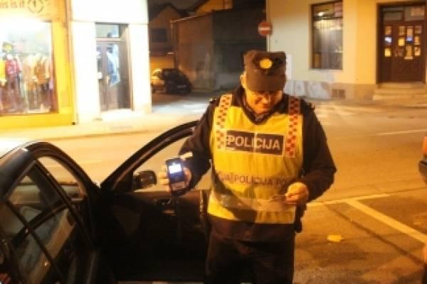 37-godišnja Kaptolčanka upravljala vozilom pod utjecajem alkohola od 3,29 promila