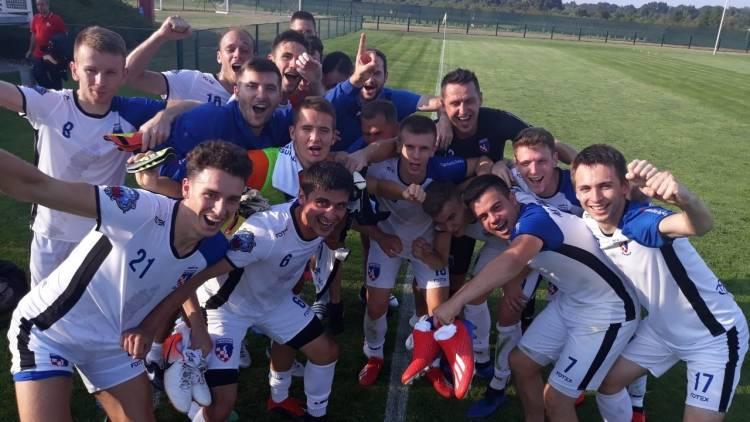 NK Slavonija se pobjedom nad Nedelišćem plasirala u 1/16 finala Hrvatskog nogometnog kupa