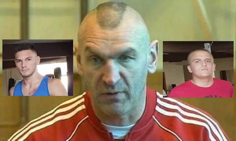 SLAVONSKI BROD - Danas Željko Mavrović trenira naše boksače, trening je otvorenog tipa, svi su slobodni doći i pogledati