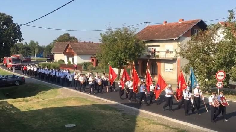 Obilježavanje 90 godina rada DVD-a Slavonski Šamac-Kruševica