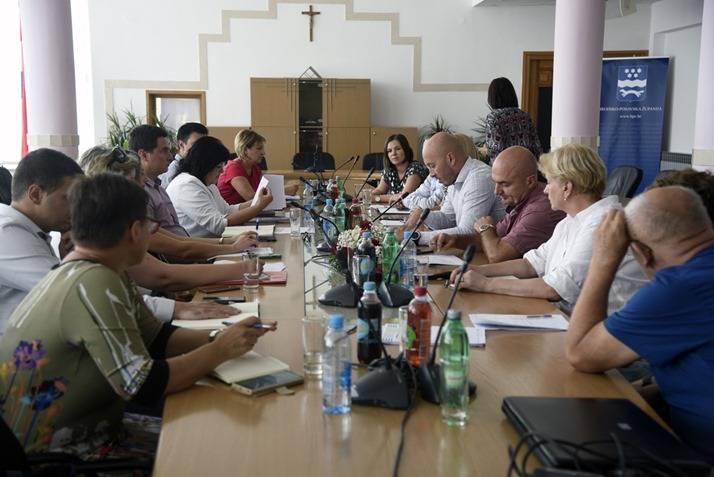Predstavnici Svjetske banke o projektu zajedničkog obrazovnog centra za slavonske županije
