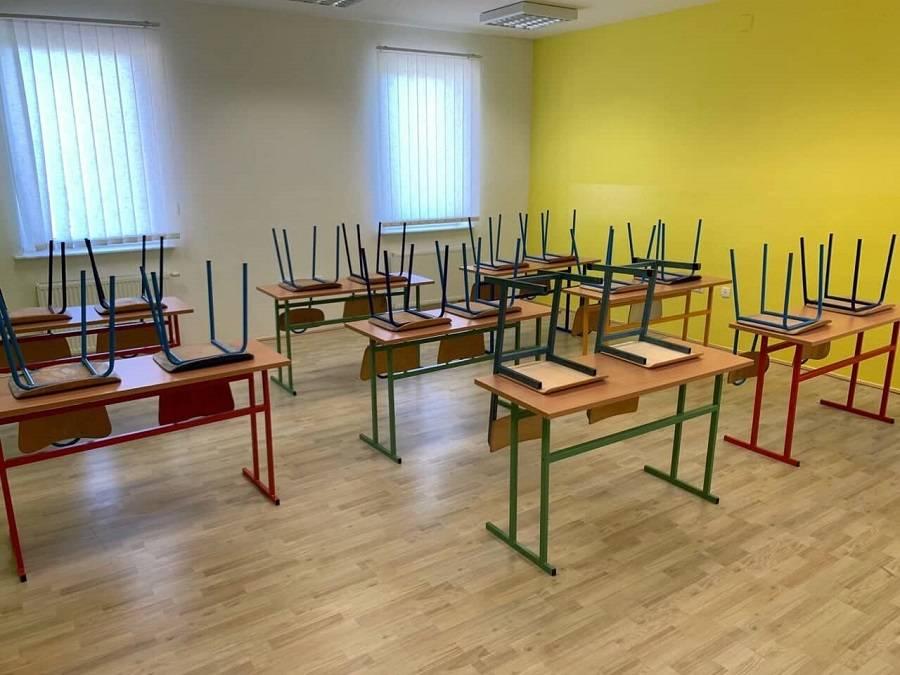 Jednosmjenska nastava u školi na području cijele općine Sibinj