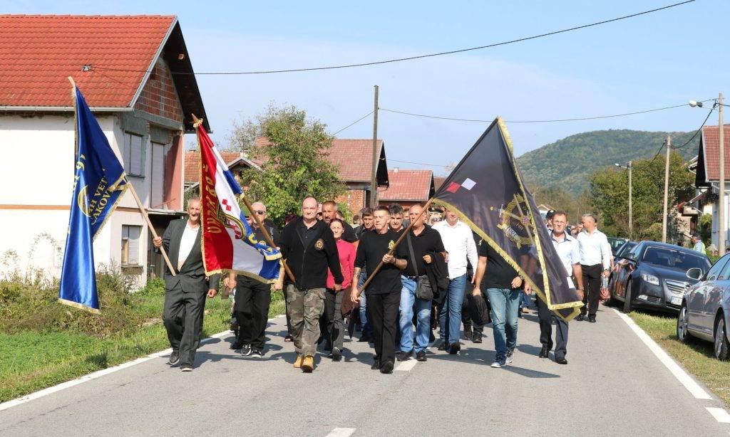 Komemoracija u Kusonjama: Sjećanje na bjelovarske heroje još uvijek je živo i bolno