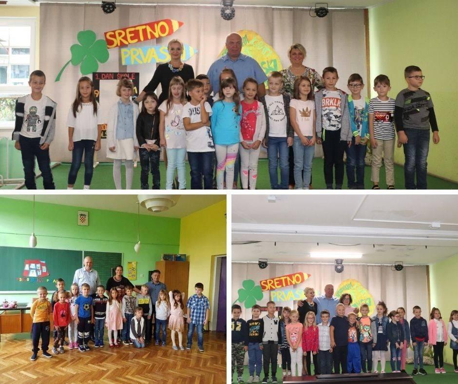Nastavu u OŠ ʺLipikʺ i OŠ ʺGrigora Vitezaʺ u Poljani započelo 374 učenika, od toga 48 prvašića