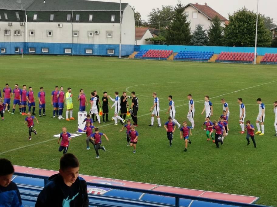 Slavonija odigrala neodlučeno na gostovanju kod Đakovo Croatie