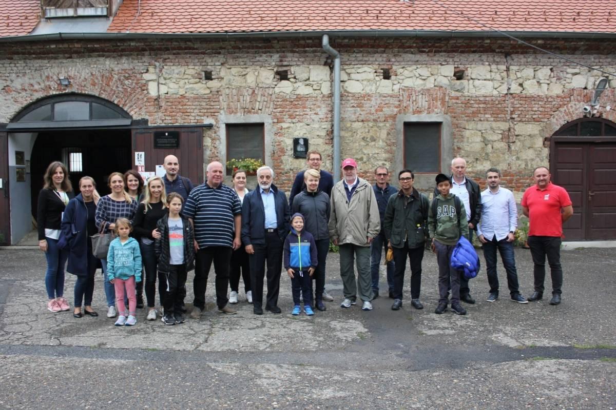 Gradonačelnik Kasana i Lipik domaćini brojnim veleposlanicima
