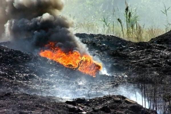 U Komarovcima požar na otvorenom, hitna pomoć imala 19 intervencija