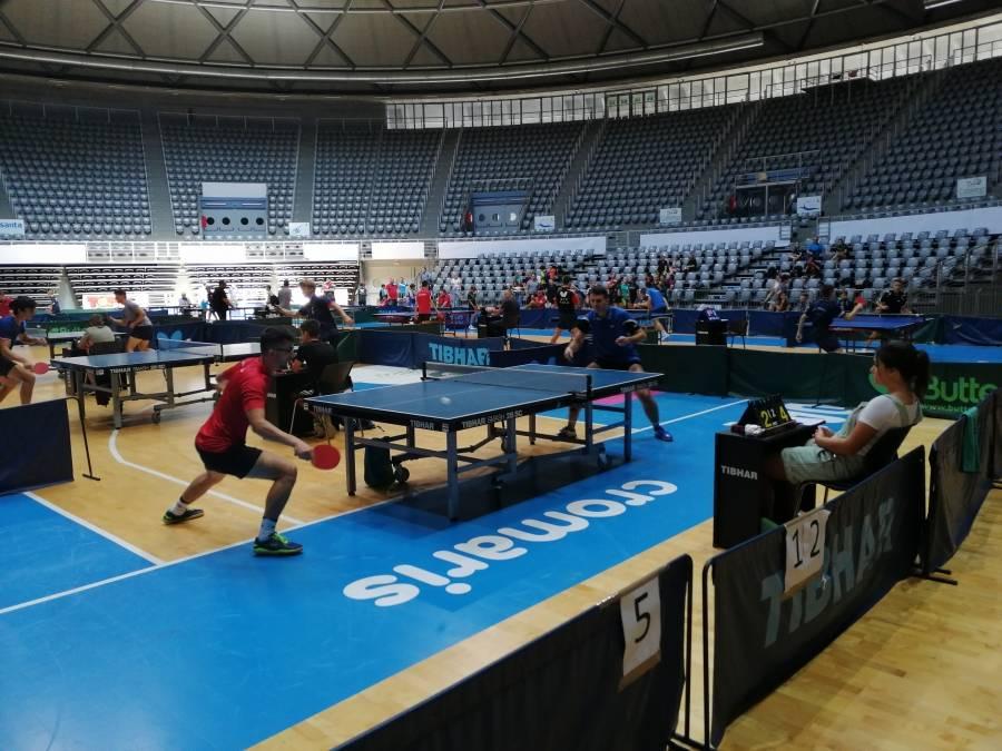 Požeški stolnotenisači odlični na Hrvatskom stolnoteniskom turniru u Zadru