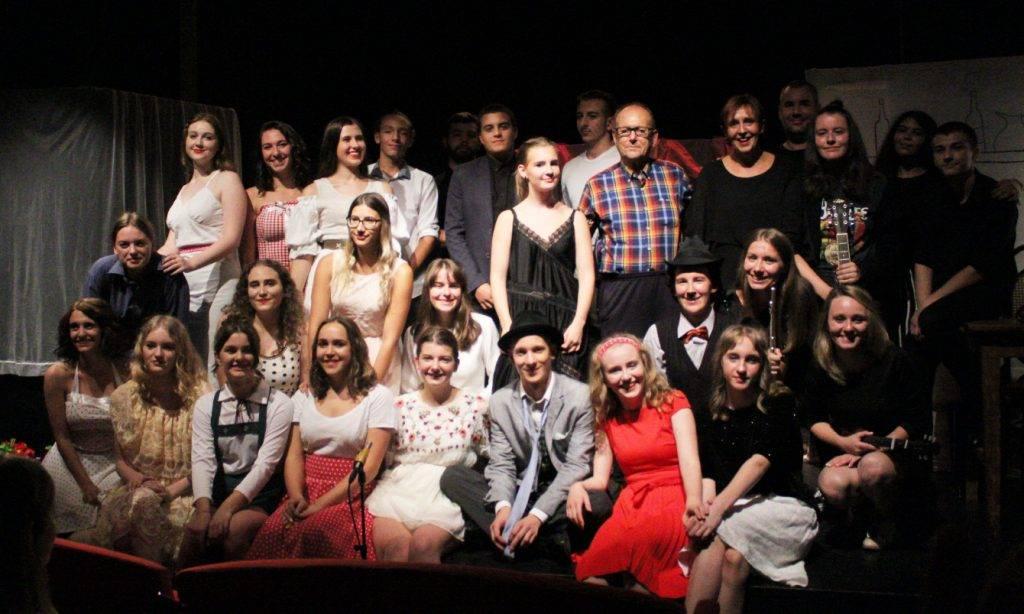 KPD ʺSlogaʺ: Dvije zagrebačke izvedbe mjuzikla