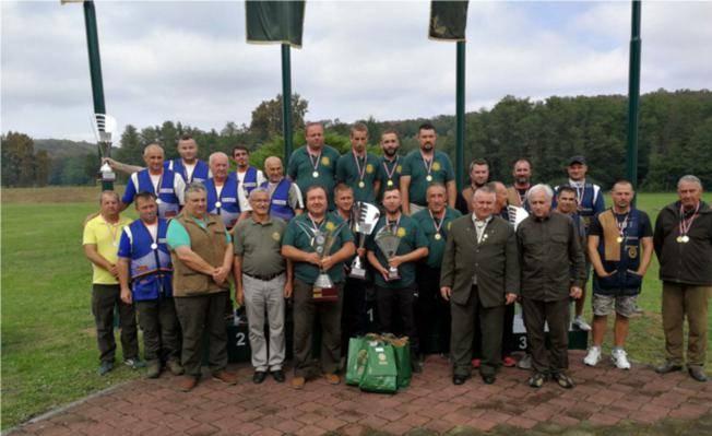 U Bzenici održano jubilarno 25. Državno prvenstvo Hrvatskog lovačkog saveza u lovnom streljaštvu