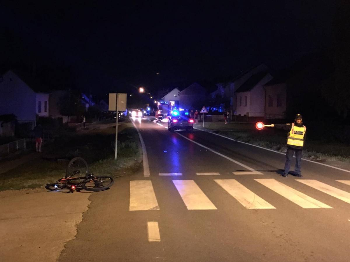 Sinoć u Požeštini 19-godišnji Brođanin usmrtio 27-godišnjeg biciklistu