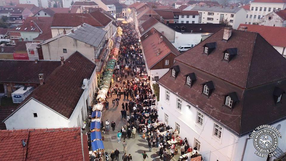 Sajam Slavonski banovac na novoj lokaciji  kod pakračke tržnice