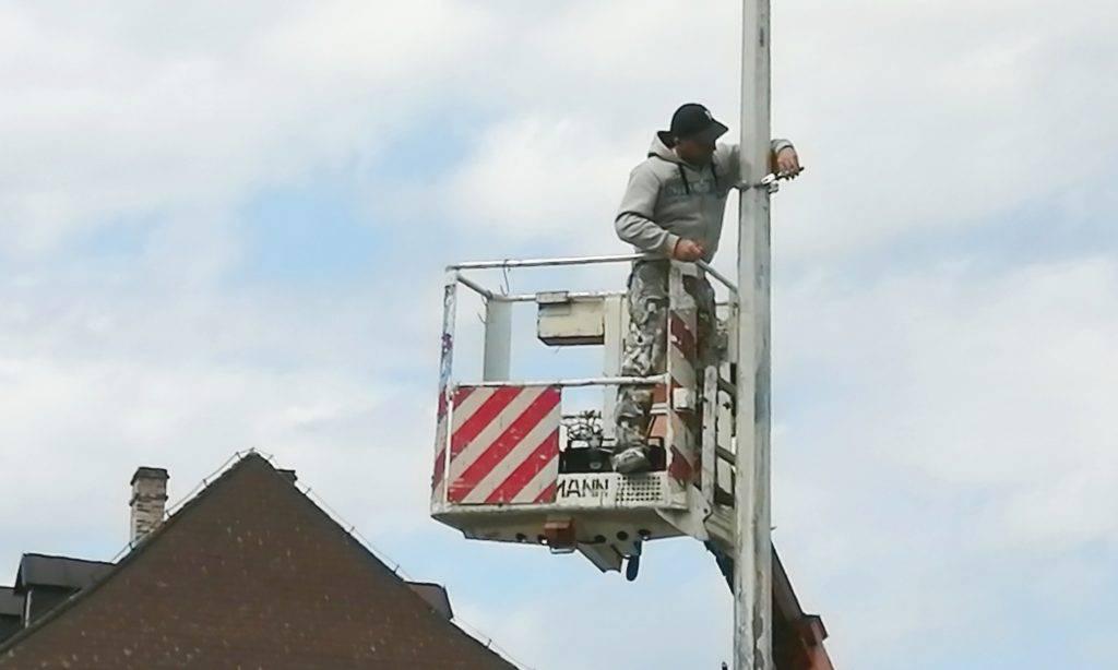 Modernizirana javna rasvjeta: Postavljeno 111 LED svjetiljki