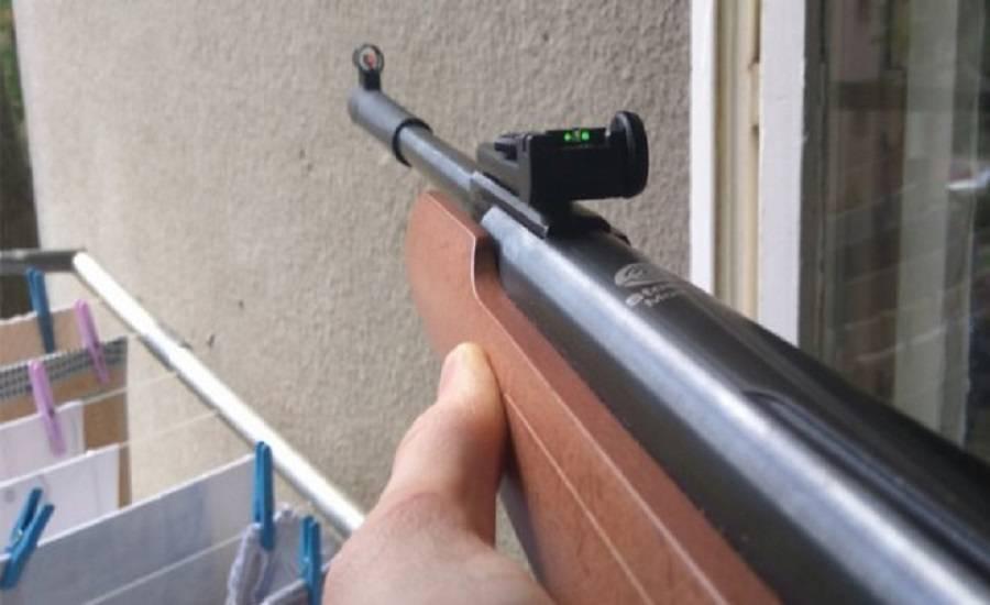 Posjedujete zračnu pušku (zračnicu), ako niste trkom u policijsku postaju prijaviti... kazne su po novom zakonu ogromne