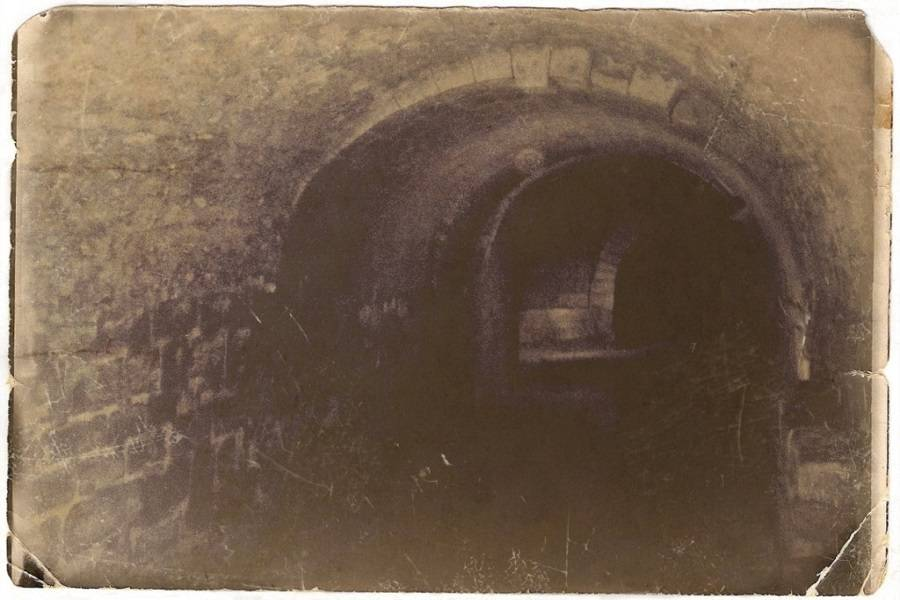 Strah od brodskih tunela - STROGO ANONIMNO! Tri nove fotografije anonimnog pošiljatelja