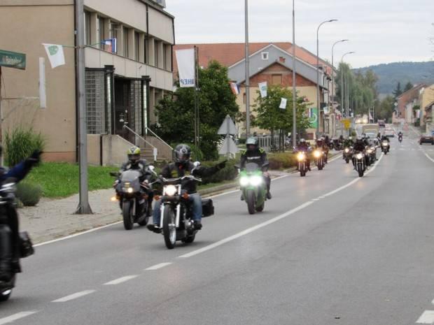 Moto Defile povodom Dana Grada Lipika