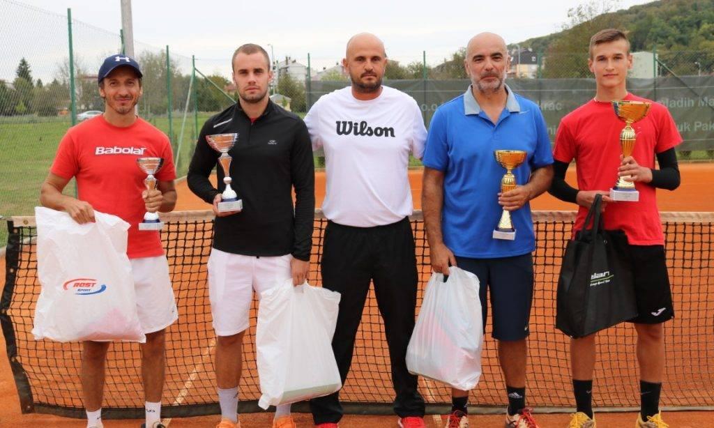 16-godišnji Marko Pavlica osvojio 2. Pakrac Open