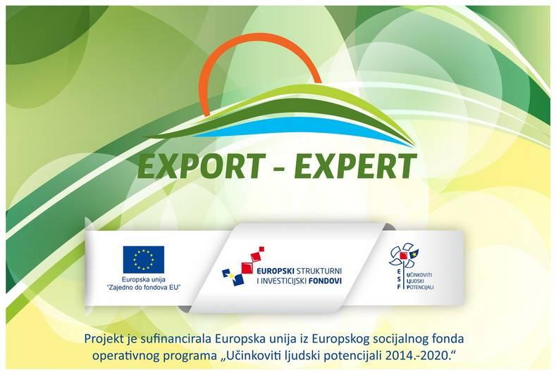 """Grad Požega poziva vas da se uključite u aktivnosti projekta """"Export-expert"""""""