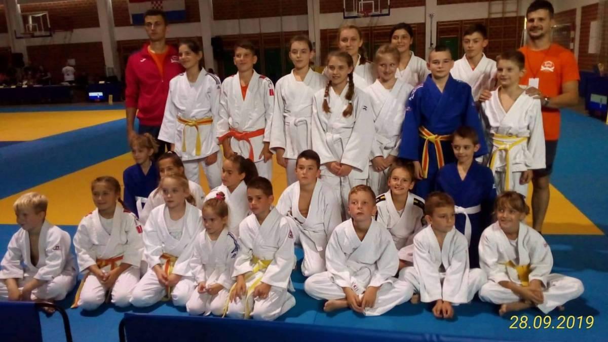 Veliki uspjeh judo kluba Jigoro u Vinkovcima