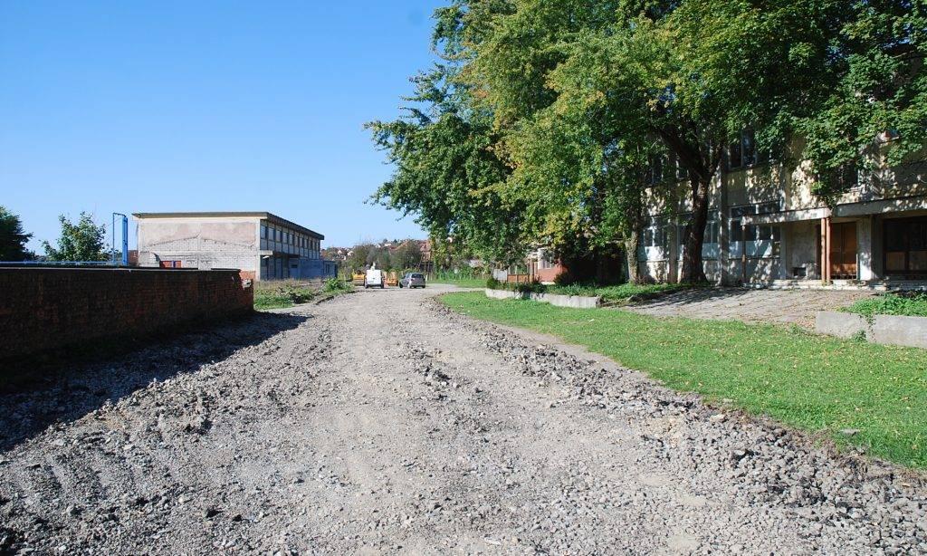 Ovog tjedna u Pakracu otvorena dva nova gradilišta