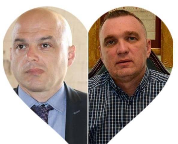 VRANA VRANI OČI NE KOPA: Puljašić i Neferović jedan drugom štite leđa