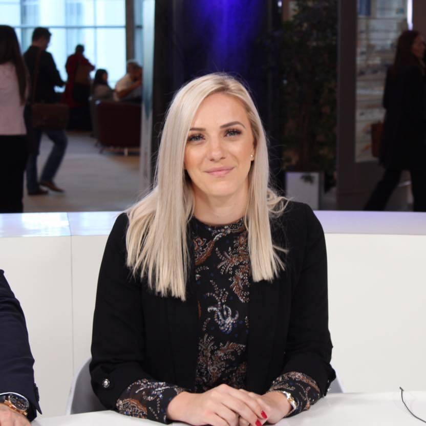 Mlada Slavonka u Europskom parlamentu istaknula: ʺMladi ljudi trebaju osjećati odgovornost prema društvu i sebi, te se uključiti u politikuʺ