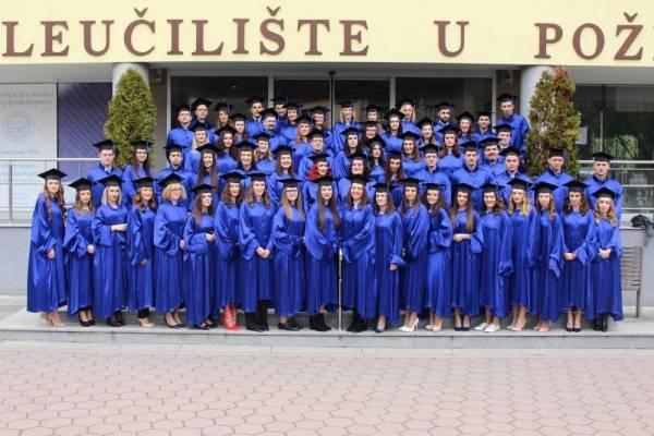Ove akademske godine na požeško Veleučilište upisan dupli broj studenata nego prošle