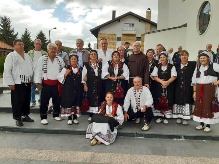 KUD Rama nastupao u susjednoj Bosni i Hercegovini