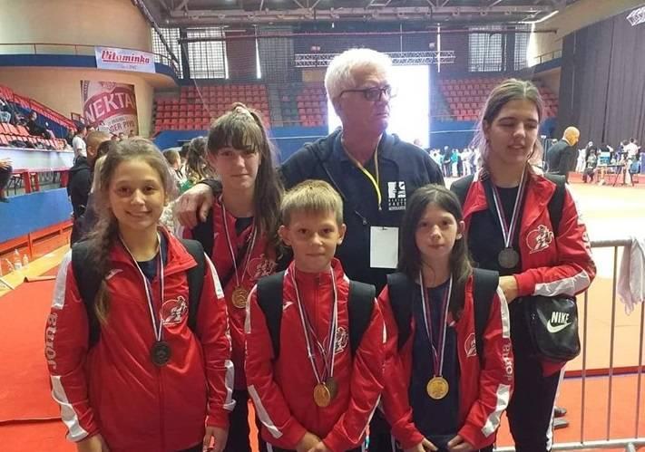 Judaši ʺJudokanaʺ s međunarodnog turnira iz Banja Luke donijeli šest medalja