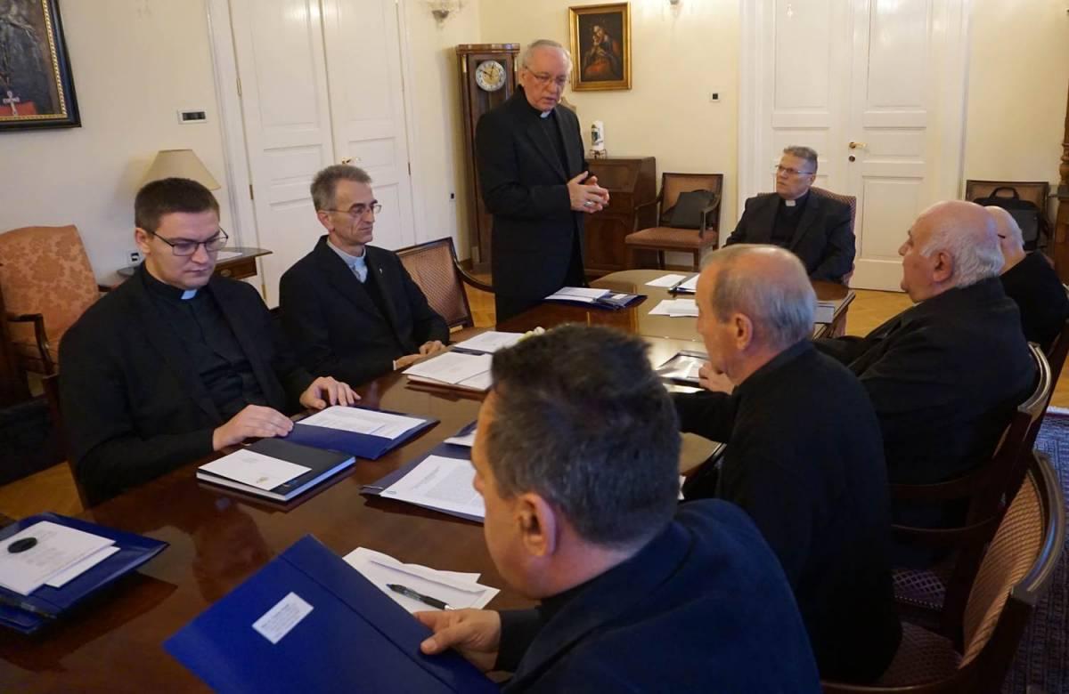 Skupština biskupa Đakovačko-osječke crkvene pokrajine u Požegi