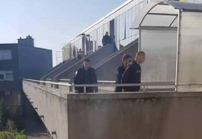 Uhićen počinitelj kaznenog dijela, koji je sinoć pucao na Hebrangu