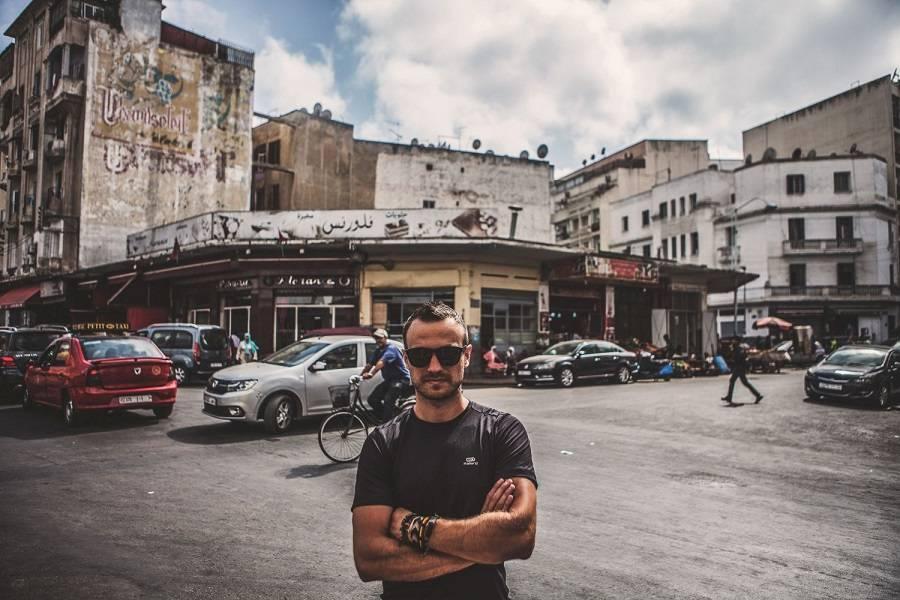 Avantura od Slavonskog Broda do Maroka - Domagoj Dević Rasta
