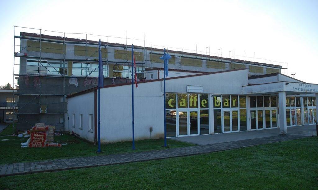 Zbog energetske obnove: Od ponedjeljka zatvorena sportska dvorana