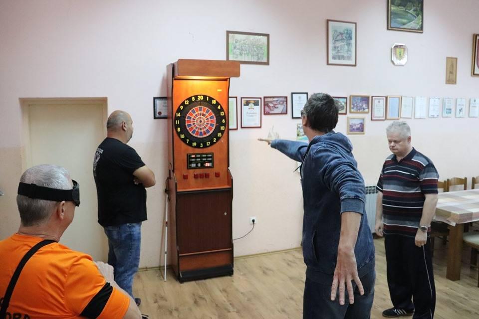 Tradicionalni 9. turnir u elektronskom pikadu za slijepe u Lipiku