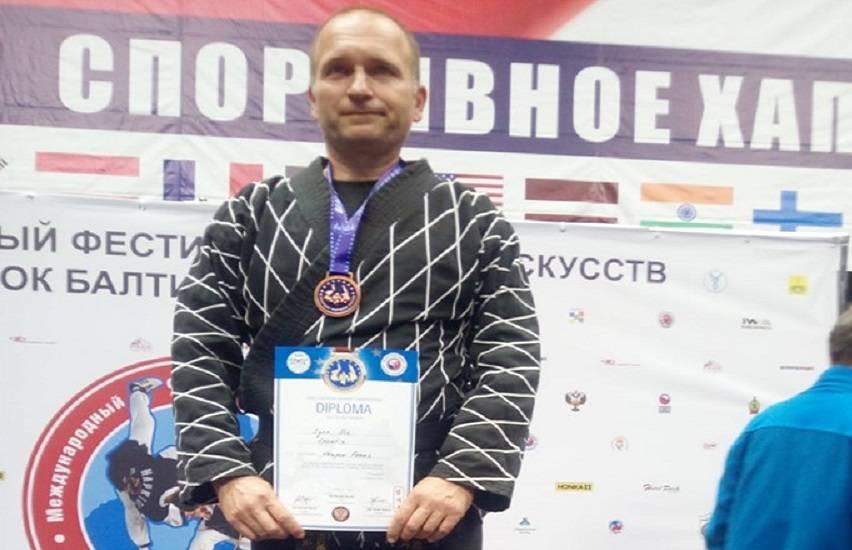 Na prvom Europskom natjecanju Open European Hapkido Championships Brođanin na postolju