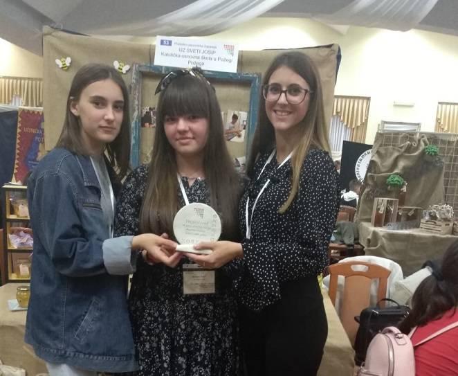 Katolička osnovna škola među najboljima na državnoj Smotri školskih zadruga