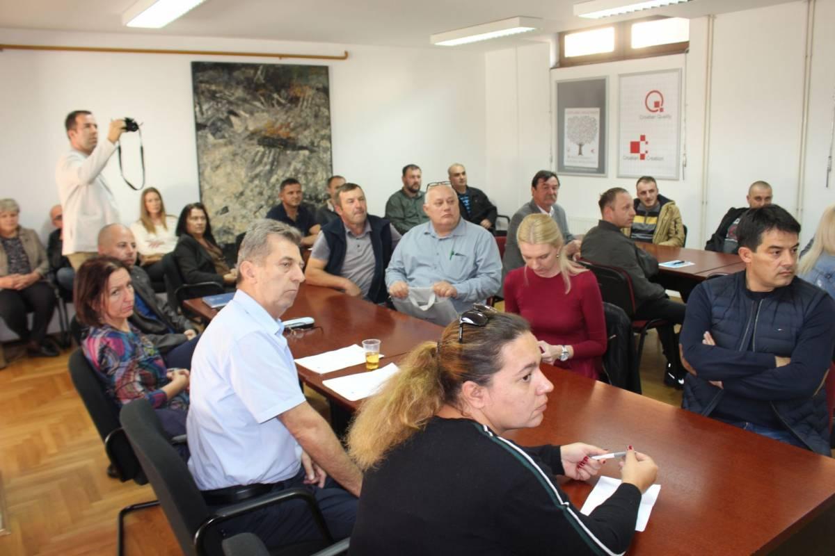 Održana radionica za prijavu na projekt Naukovanje za obrtnička zanimanja za 2019. godinu
