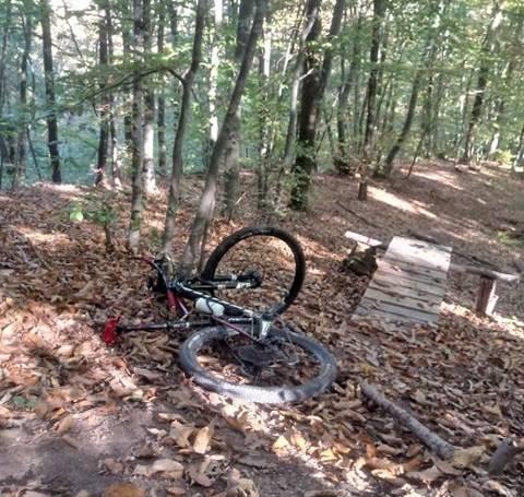 Matej Skuzin: ʺNetko nam na biciklističkoj stazi na Šicani podmeće zamke kako bi se ozlijedili!ʺ