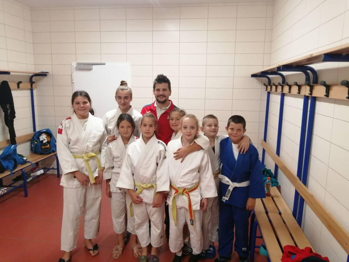 Judo klub ʺJIGOROʺ odličan na turniru u Velikoj Gorici