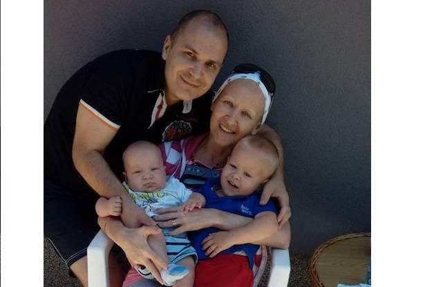 Hrabra mama Ana Mari (38) želi živjeti, a mi joj možemo pomoći!