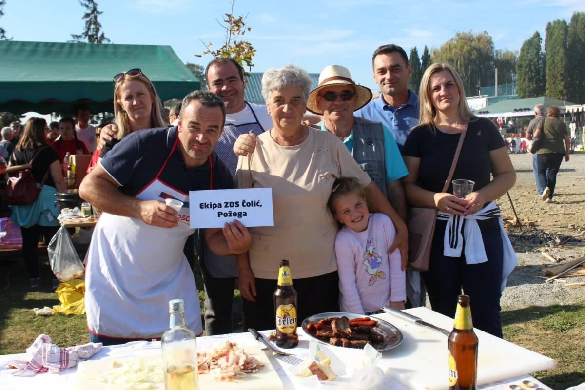6. Etno susreti Požeštine na prostoru Turističkog naselja Schon Blick u Vetovu
