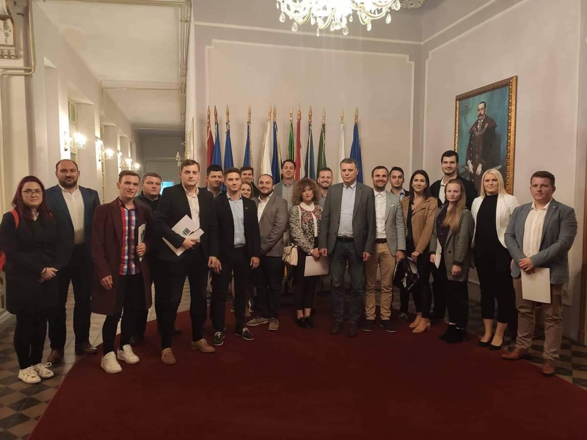 U Požegi održana koordinacija županijskih savjeta mladih
