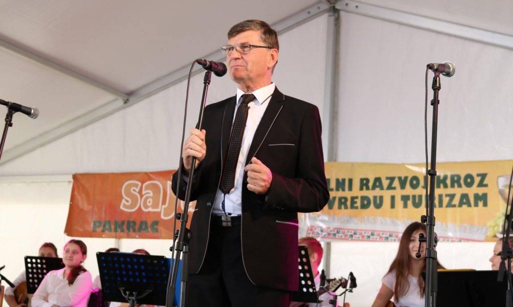 Rajmund Bradik, najčešći gost iz Slovačke: Veliki ljubitelj Hrvatske i Pakraca