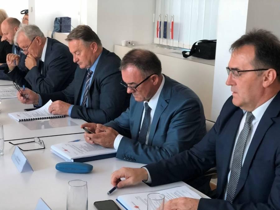 Župan Tomašević prisustvovao Izvršnom odboru Hrvatske zajednice županija