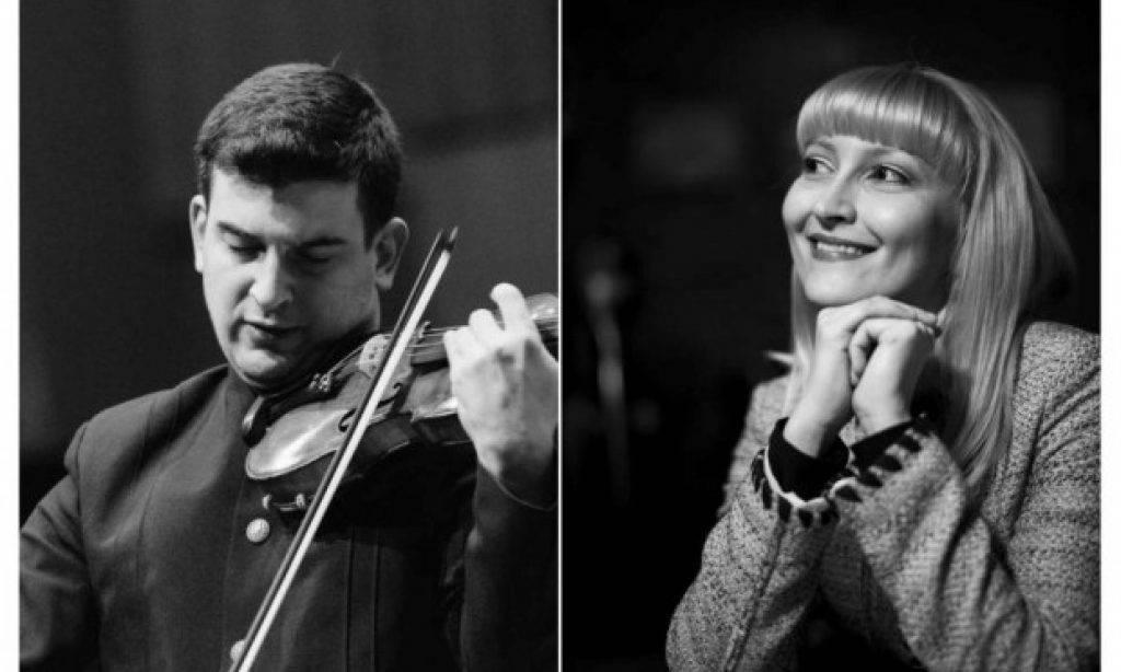 OGŠ Pakrac: Koncert Petre Gilming i Ive Dropulića