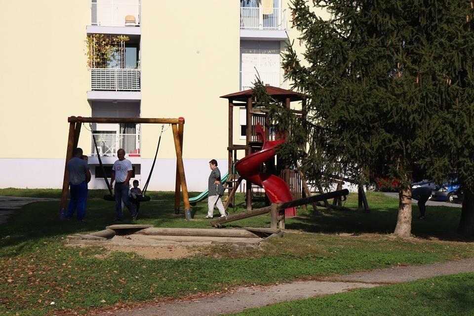 Nove sprave na dječjem igralištu u Vukovarskoj