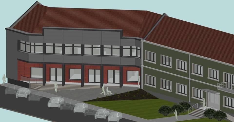 Ovako će izgledati zgrada E-inkubatora u Pleternici