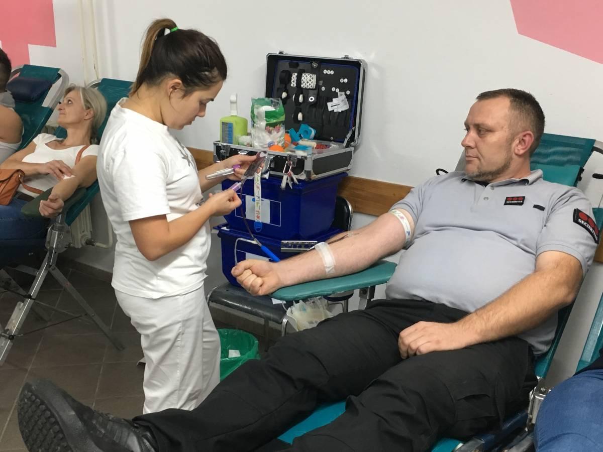 U Požegi 326 dobrovoljnih darovatelja dalo je krv