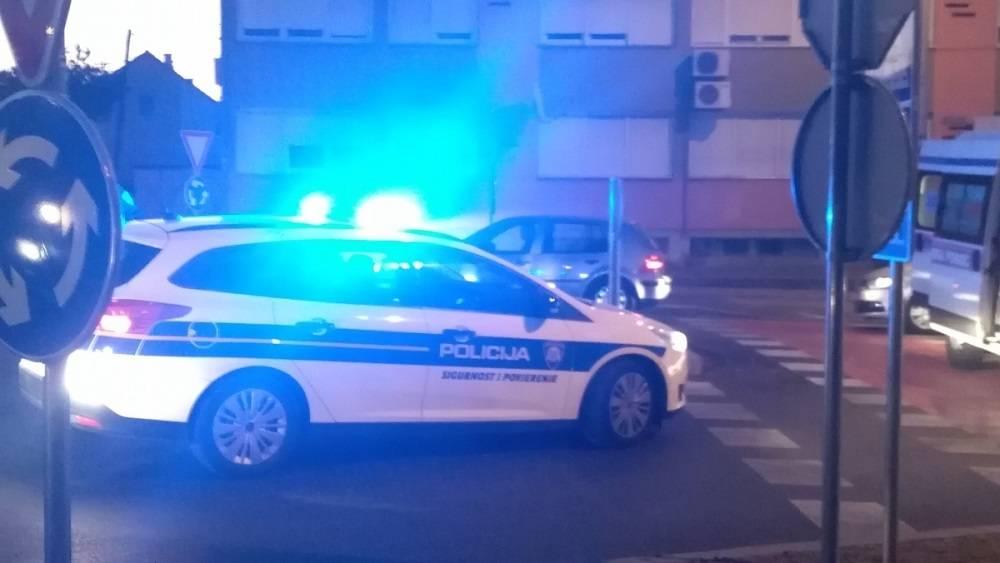 Policija je noćas u Požegi zaustavila 40-godišnjeg vozača s 2,08 promila