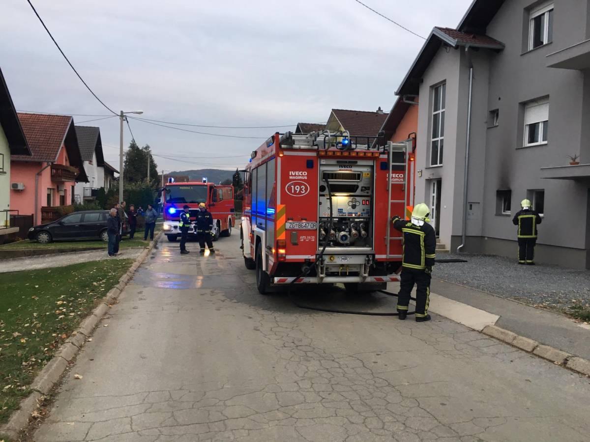 Sve češći požari obiteljskih kuća, policija apelira na čišćenje dimnjaka i servis uređaja